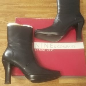 Nine West Boots new in box Size 6M